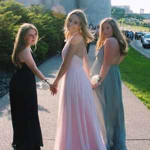 Lulu's Dresses - Pink Prom Dress!!!